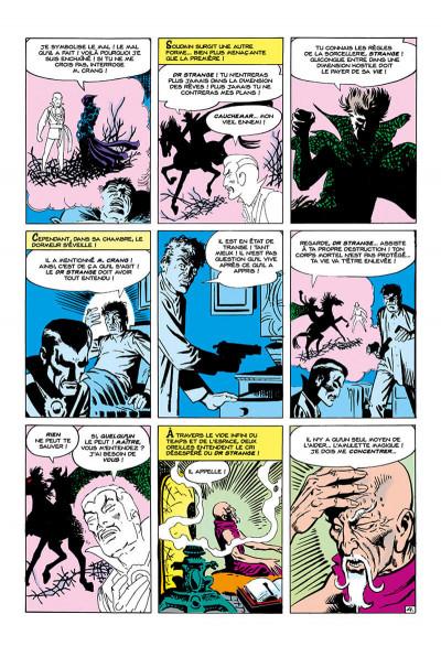 Page 0 Je suis Doctor Strange