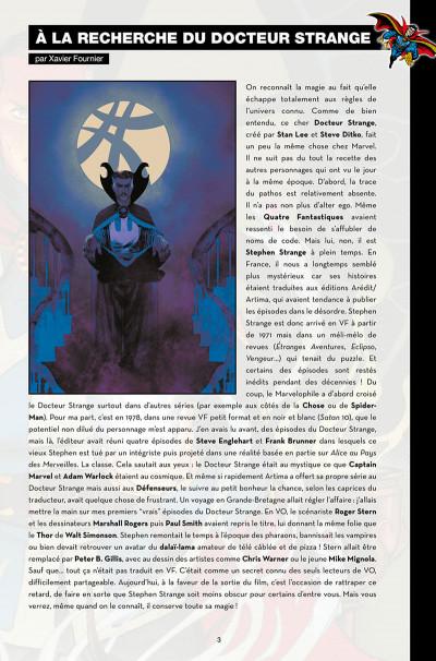 Page 4 Je suis Doctor Strange