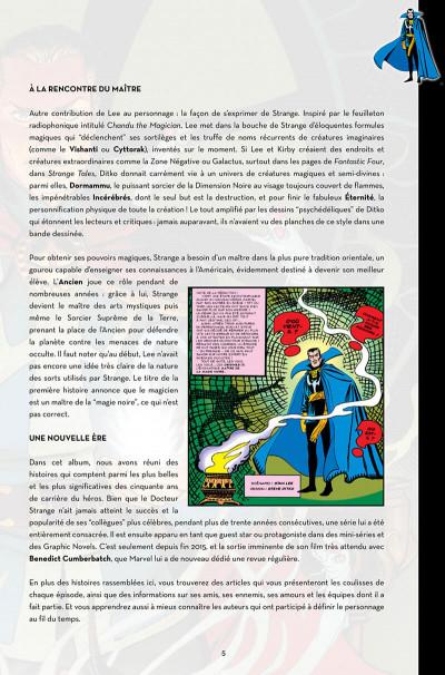 Page 6 Je suis Doctor Strange