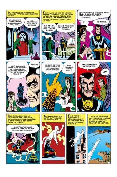 Page 8 Je suis Doctor Strange
