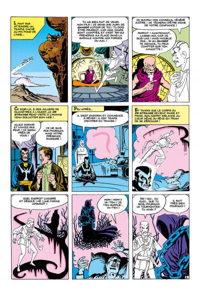 Page 9 Je suis Doctor Strange