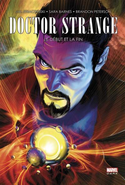 Couverture Doctor Strange - Le début et la fin