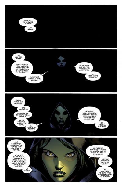 Page 7 Les gardiens de la galaxie tome 4