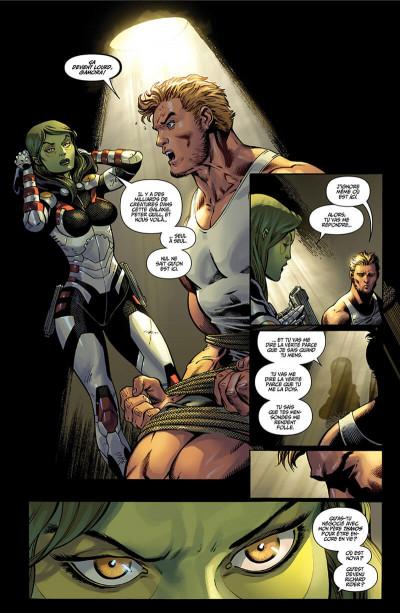 Page 8 Les gardiens de la galaxie tome 4