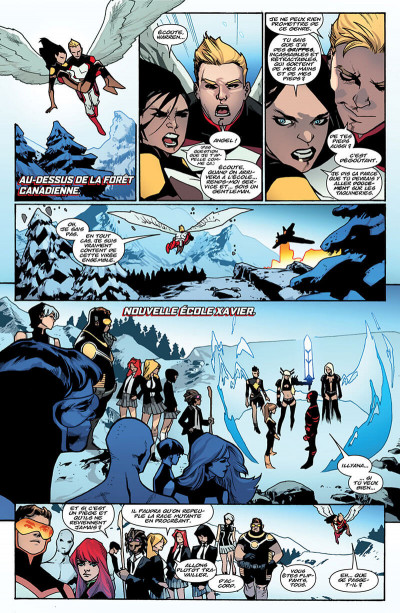Page 0 All-New X-Men tome 7