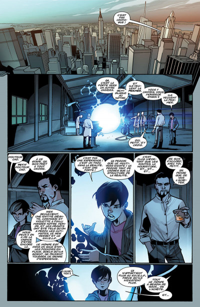 Page 7 All-New X-Men tome 7