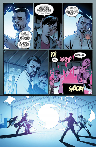 Page 8 All-New X-Men tome 7