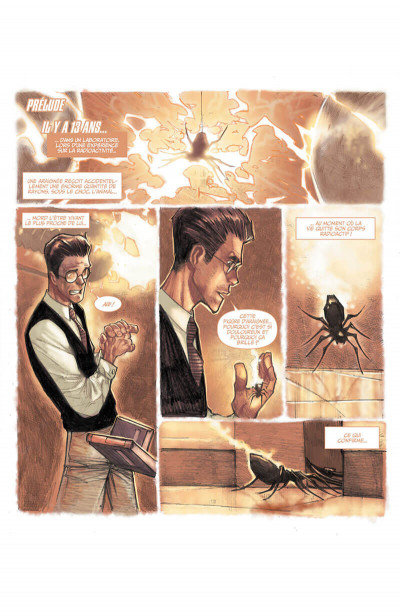 Page 6 Amazing Spider-Man tome 2