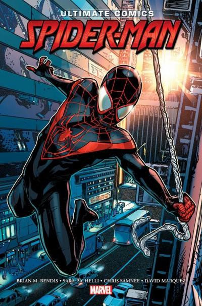 Couverture Ultimate Spider-Man - Miles Morales tome 1