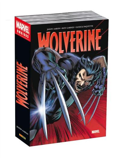 Couverture Wolverine par Jason Aaron tome 1