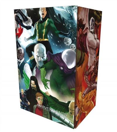 Couverture Spider-Man, the New Avenger - Coffret Marvel Events