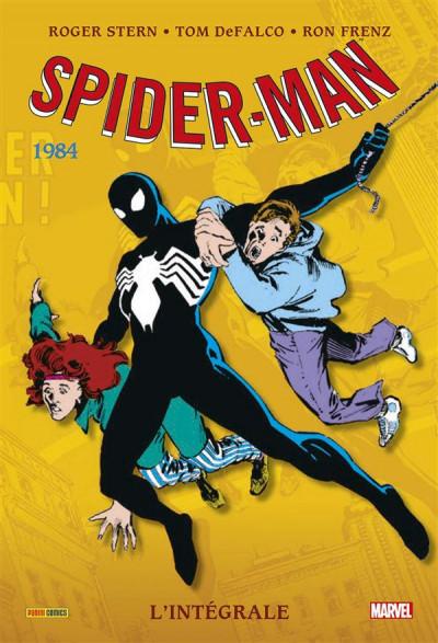 Couverture Spider-Man - Intégrale 1984