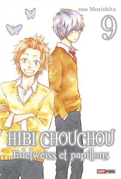 Couverture Hibi chouchou tome 9