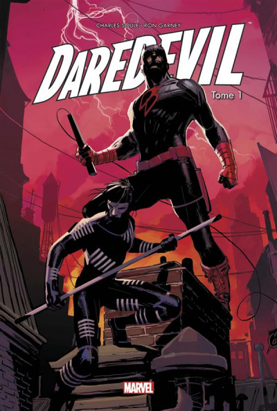 Couverture Daredevil tome 1