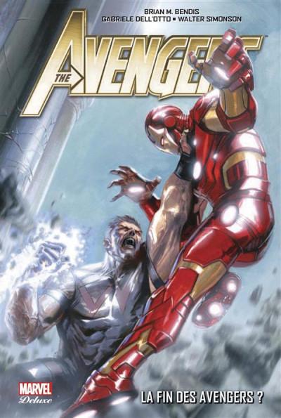 Couverture Avengers - âge des héros tome 3