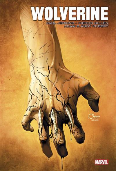 Couverture Wolverine les origines
