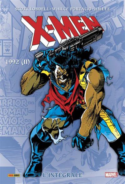 Couverture X-Men intégrale tome 31 - 1992 (II)