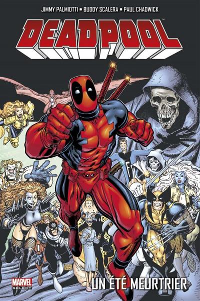 Couverture Deadpool tome 6