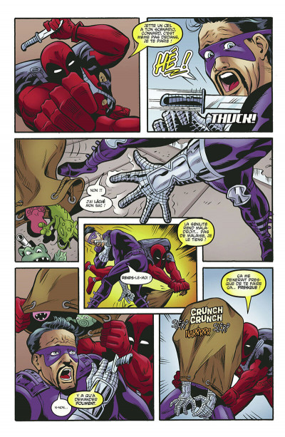 Page 0 Deadpool tome 6