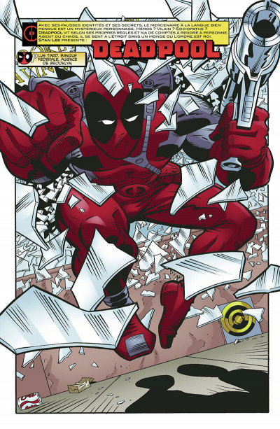 Page 8 Deadpool tome 6