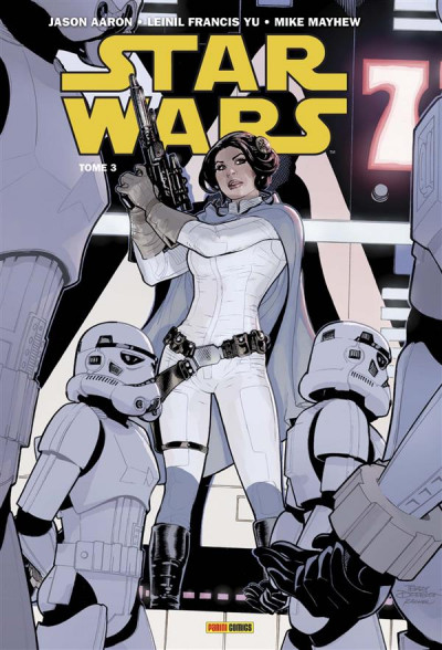 Couverture Star wars tome 3