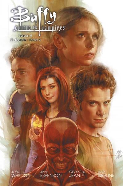 Couverture Buffy contre les vampires - saison 8 - intégrale tome 2
