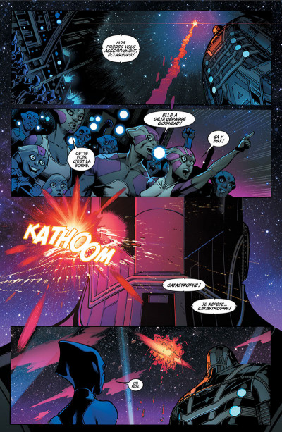 Page 8 All New X-Men/ Les gardiens de la galaxie tome 1