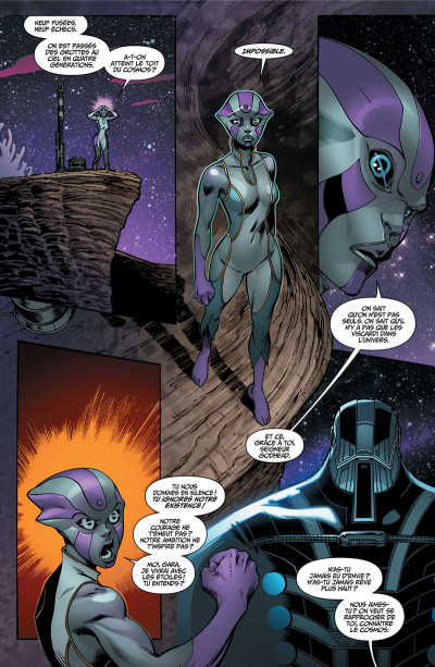 Page 9 All New X-Men/ Les gardiens de la galaxie tome 1