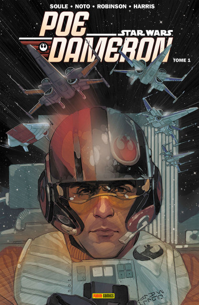 Couverture Star Wars - Poe Dameron tome 1