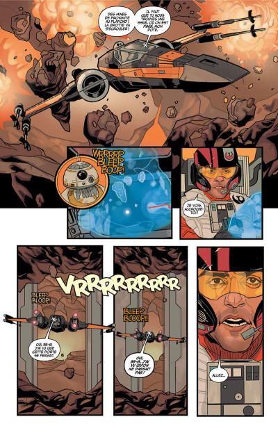 Page 0 Star Wars - Poe Dameron tome 1