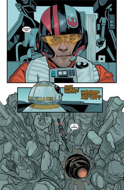 Page 6 Star Wars - Poe Dameron tome 1