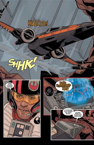 Page 7 Star Wars - Poe Dameron tome 1