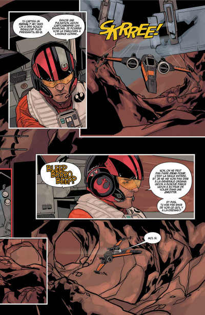 Page 8 Star Wars - Poe Dameron tome 1