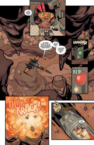 Page 9 Star Wars - Poe Dameron tome 1