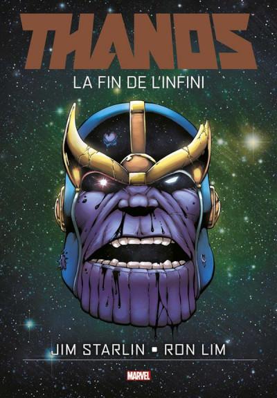 Couverture Thanos - La fin de l'infini