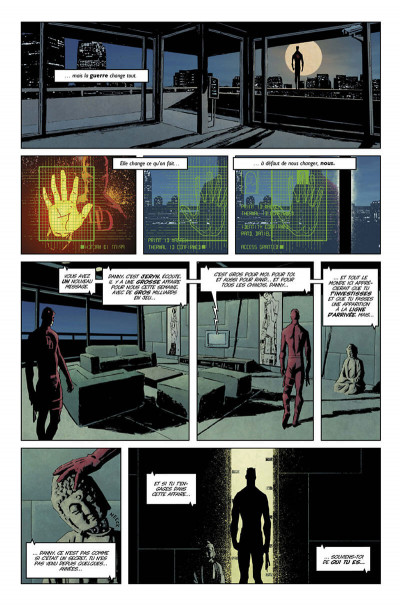 Page 0 Iron Fist - deluxe tome 1