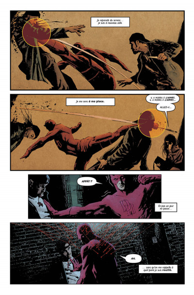Page 8 Iron Fist - deluxe tome 1