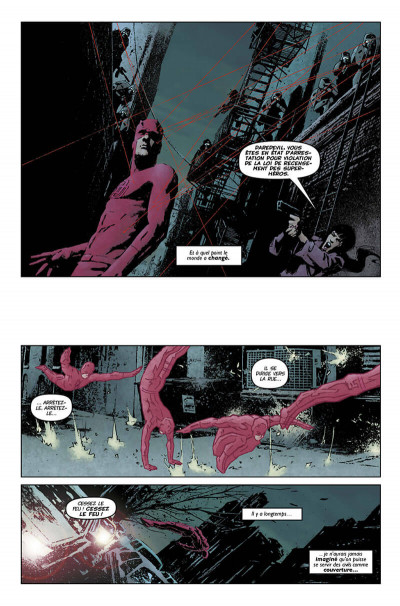 Page 9 Iron Fist - deluxe tome 1
