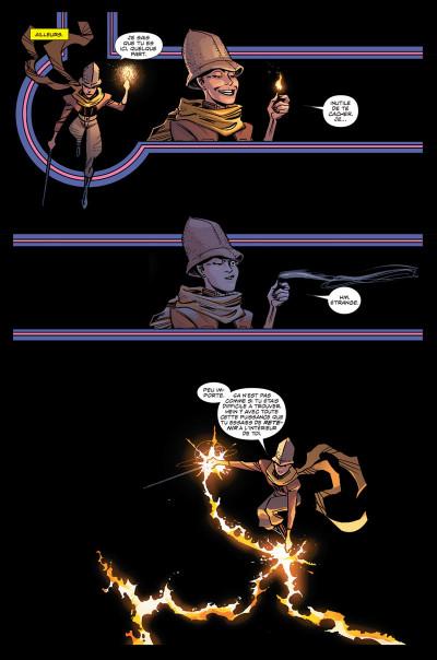 Page 3 Secret wars : X-Men tome 3