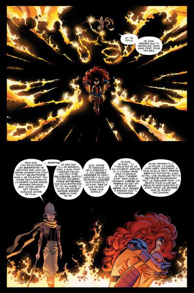 Page 4 Secret wars : X-Men tome 3
