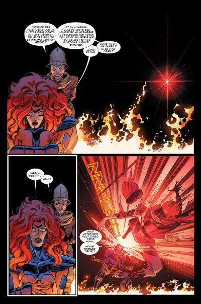 Page 5 Secret wars : X-Men tome 3