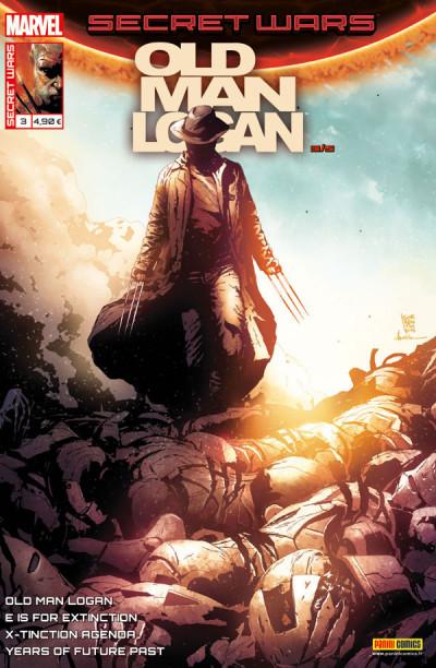 Couverture Secret wars : Old Man Logan tome 3