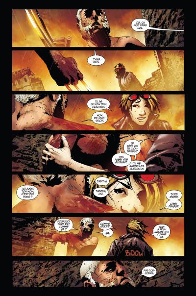 Page 2 Secret wars : Old Man Logan tome 3