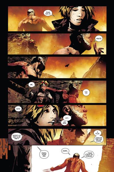 Page 3 Secret wars : Old Man Logan tome 3