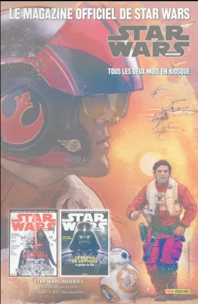 Dos Star wars fascicule tome 6 - Cover 2/2 par Granov