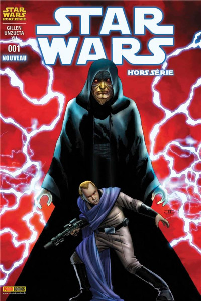 Couverture Star Wars HS tome 1 - cover 1/2
