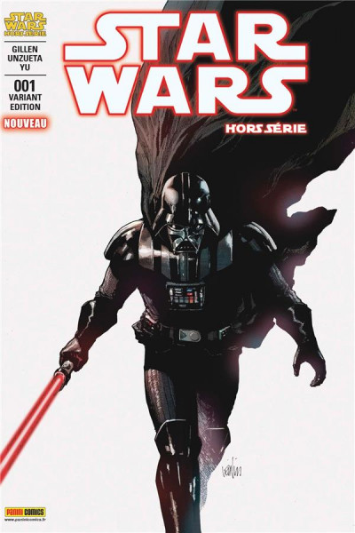Couverture Star Wars HS tome 1 - cover 2/2