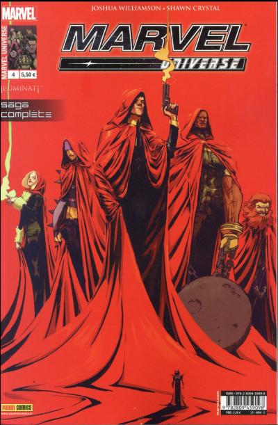 Couverture Marvel universe (4ème série) tome 4