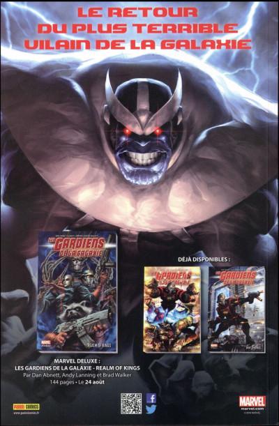 Dos Marvel universe (4ème série) tome 4