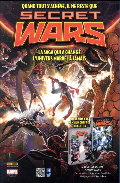 Dos All-New Avengers tome 4